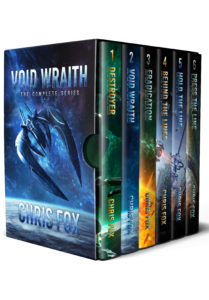 The Complete Void Wraith Saga