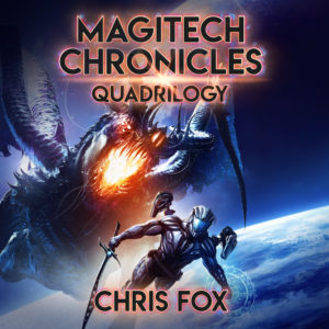 Magitech Chronicles Quadrilogy