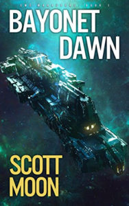 Bayonet Dawn by Scott Moon