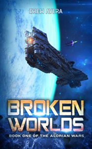 Broken Worlds by Drew Avera