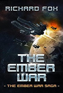 The Ember War by Richard Fox