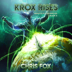 Krox Rises Audiobook