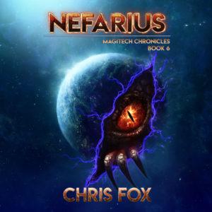 Nefarius Audiobook