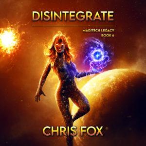 Disintegrate Audiobook